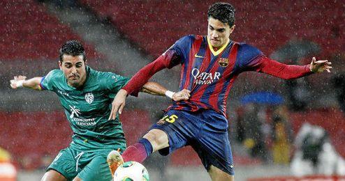 Bartra espera ser el ansiado central que el Barca necesita, más aún con la marcha de Puyol al termino de la temporada.