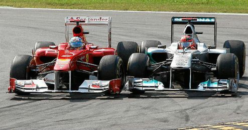 Al contrario que Red Bull, estas escuderías sí confían en la tecnología de la FIA.