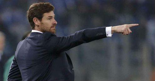 Villas-Boas llega a la liga rusa con ganas de relanzar su carrera.