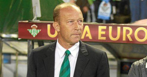 Calderón lamentó la eliminación de los suyos.