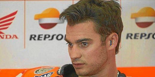 Dani Pedrosa está satisfecho con el resultado en Catar.