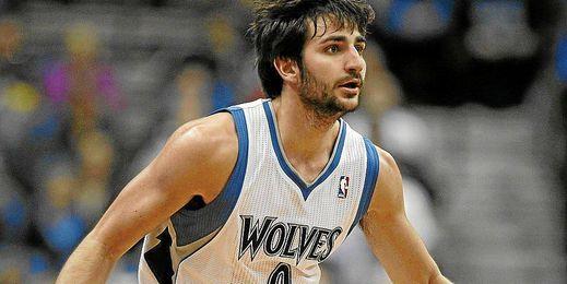 Ricky Rubio quiere seguir en los Timberwolves.