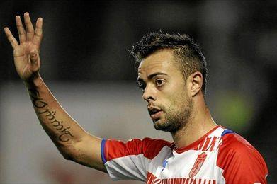 El jugador del Granada ya ha sido retirado de los entrenamientos.
