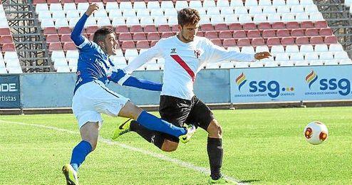 Imagen del archivo del Sevilla Atlético-Écija de la primera vuelta.