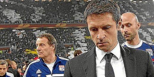 El entrenador ha rechazado renovar.