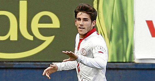 Jairo ha rendido bien en su primera temporada en Nervión.