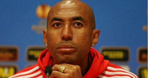 Luisao espera ganar la Europa League tras perder la del año pasado.