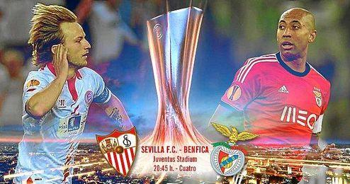 Sevilla F.C.-Benfica: La gloria sólo tiene sitio para uno