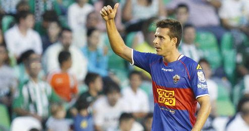 Manu del Moral regresará al Sevilla en verano tras su cesión al Elche.