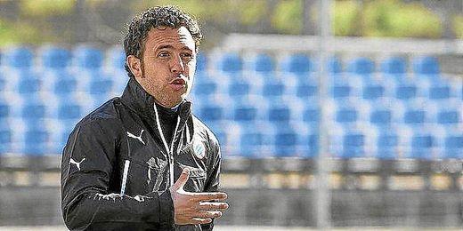 González tomará las riendas del primer equipo.