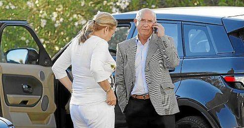 Serra Ferrer podría haber vendido sus acciones del Mallorca.