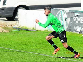 Álvaro Vadillo sigue siendo una de las grandes promesas del Betis.