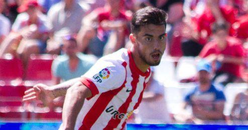 Suso ha firmado una buena temporada en el Almería.