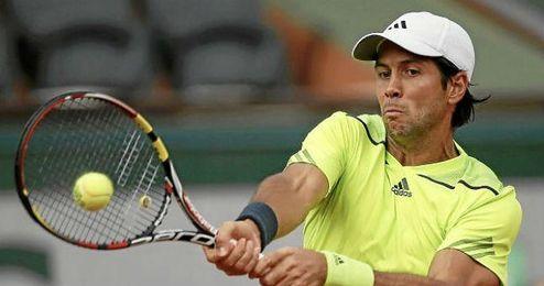 Verdasco ya está en octavos de Roland Garros.