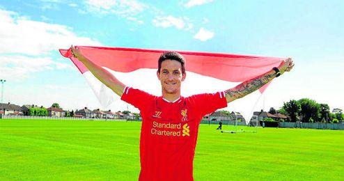 Luis Alberto aterriz� en el Liverpool a cambio de ocho kilos m�s dos en variables, pero s�lo ha jugado 267 minutos.