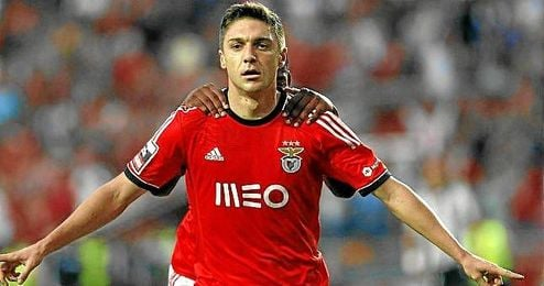 Siqueira, que ha jugado cedido en el Benfica, ha fichado por el Atlético.