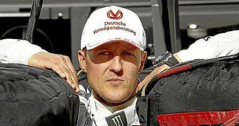 Imagen de archivo de Michael Schumacher.