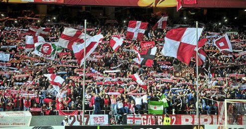 La afición sevillista se desplazará a Cardiff.