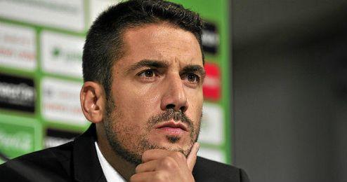 Julio Velázquez será el encargado de devolver al Betis a Primera división.