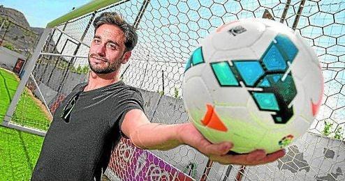 Casto se ha convertido en una pieza clave en la temporada del Murcia.