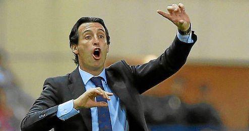 """Emery reconoce que los 16 puntos son """"un impulso""""."""