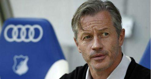 Keller, segundo entrenador de la Bundesliga en ser cesado.