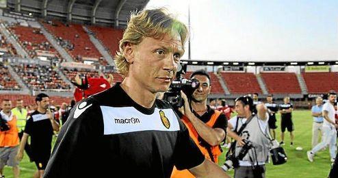 Karpin cerca de ser cesado del Mallorca.