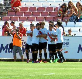 El Sevilla Atlético ha sumado 10 de 12 puntos posibles en casa.