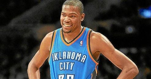 Durant es el actual ´MVP´ de la NBA.