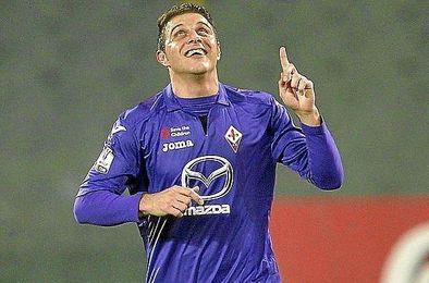 Joaquín está jugando poco en la Fiorentina.