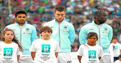 Trémoulinas ha jugado dos amistosos con la absoluta, el último en 2013 ante la selección de Uruguay.