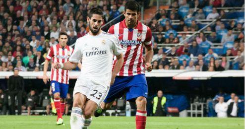 Real Madrid y Atlético ya se enfrentaron en semifinales de Copa la pasada edición.