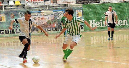 Victoria del Real Betis FSN en Ceuta.