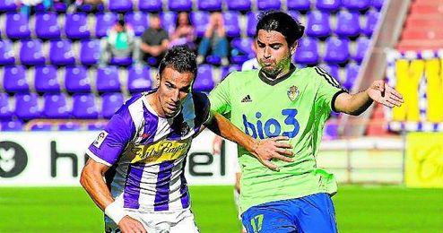 Valladolid y Ponferradina no pasaron del empate a cero.