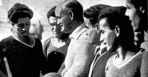 O´Connell jugó en el Manchester antes de emigrar a España.