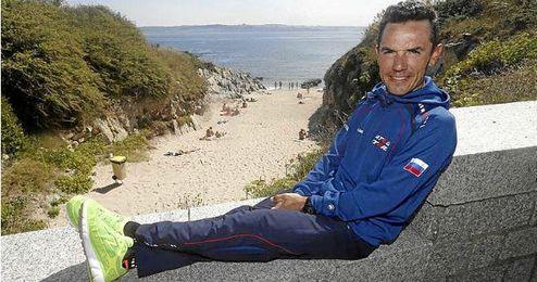 Purito tuvo que abandonar el Giro de Italia tras sufrir varias caídas.