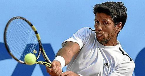 El español Fernando Verdasco estará en segunda ronda del París-Bercy.