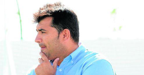 José Santizo, a pesar del buen comienzo del Torreblanca, reitera que el objetivo no es otro que la permanencia.