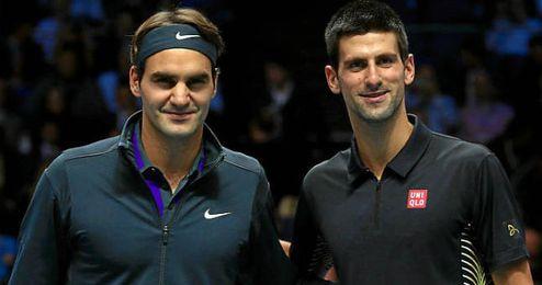Federer y Djokovic siguen adelante en el Master 1.000 de París