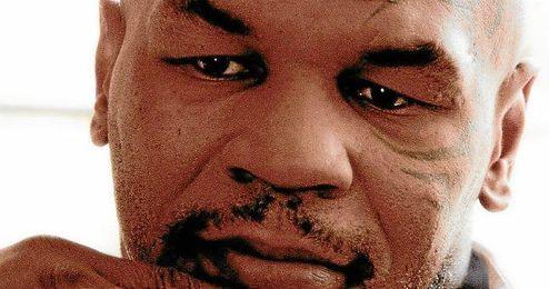 Tyson contó que fue atacado por un hombre mayor.