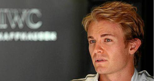 Rosberg buscará ganar para recortar diferencias.