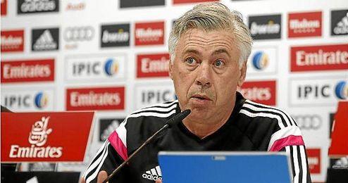 Carlo Ancelotti pide perdón a Ramos