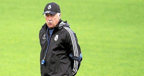 Ancelotti, entrenador del mes.