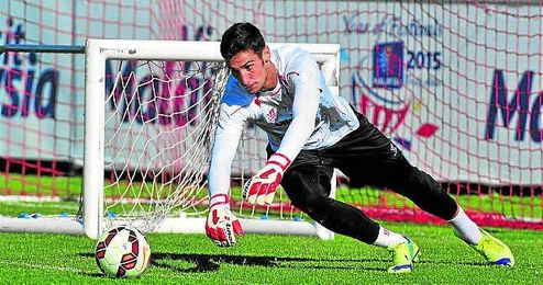 Sergio Rico ha convencido y tendrá el premio que merece en forma de un nuevo contrato y plaza en el primer equipo.