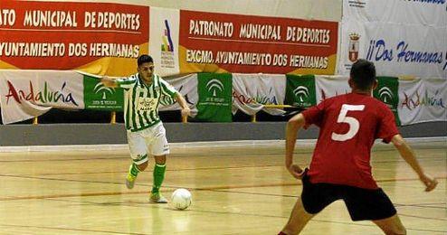 El Real Betis FSN buscará afianzar el liderato antes del partido de Copa del Rey.