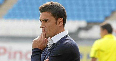 Francisco cumplía su segunda temporada como entrenador de la UD Almería.