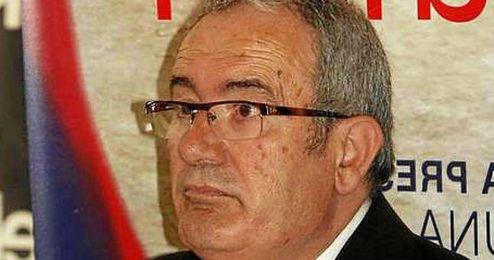 Luis Sabalza Iriarte, nuevo presidente de CA Osasuna