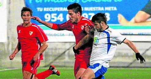 El Alcalá encajó ante el Sevilla C (1-4) su última derrota, con la que los panaderos suman cinco jornadas sin ganar.