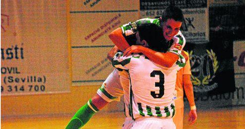 El Betis FSN es el único equipo de Segunda división B en cuartos, donde ha llegado eliminando a dos Primera.