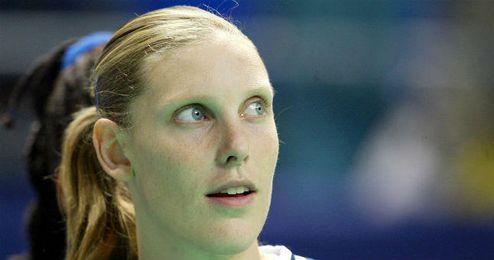 Ingrid Visser, jugadora de voleibol